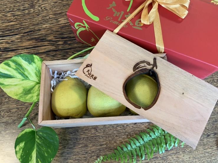 2019大川果園紀念經典木盒DM1