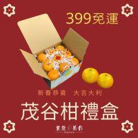 2020年新春茂谷柑禮盒399免運優惠中